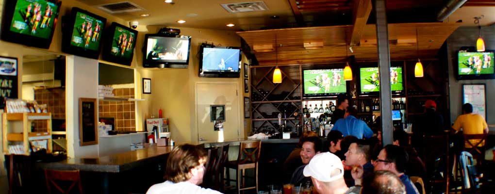 Full Bar Open til 11pm. Excellent Sports Coverage On Our Big Screens